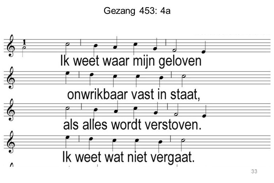 Gezang 453: 4a