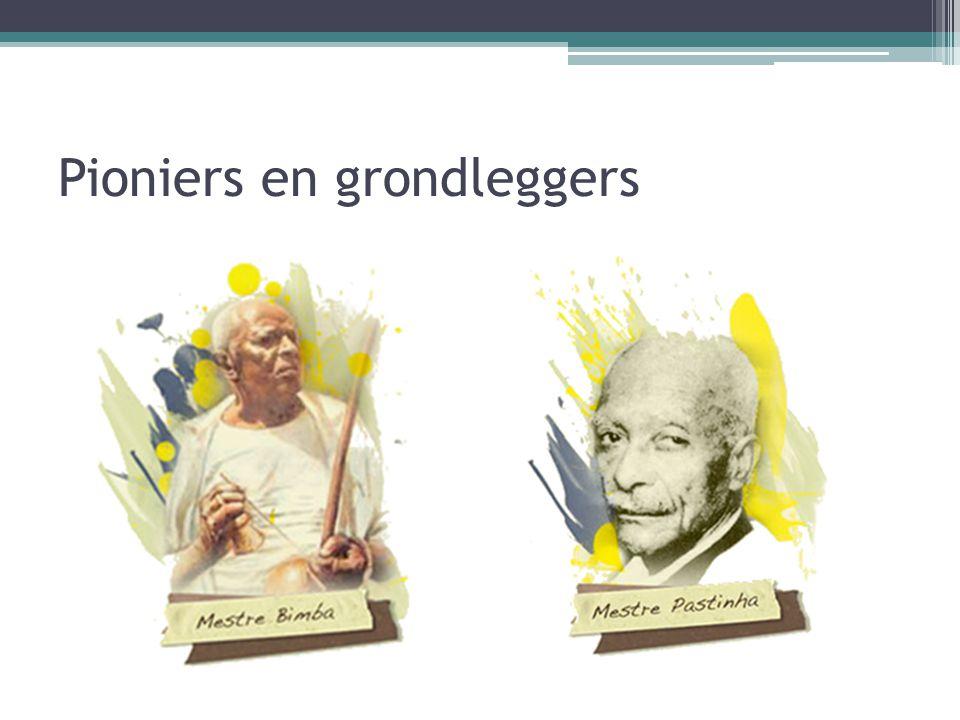 Pioniers en grondleggers