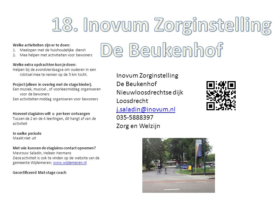 18. Inovum Zorginstelling