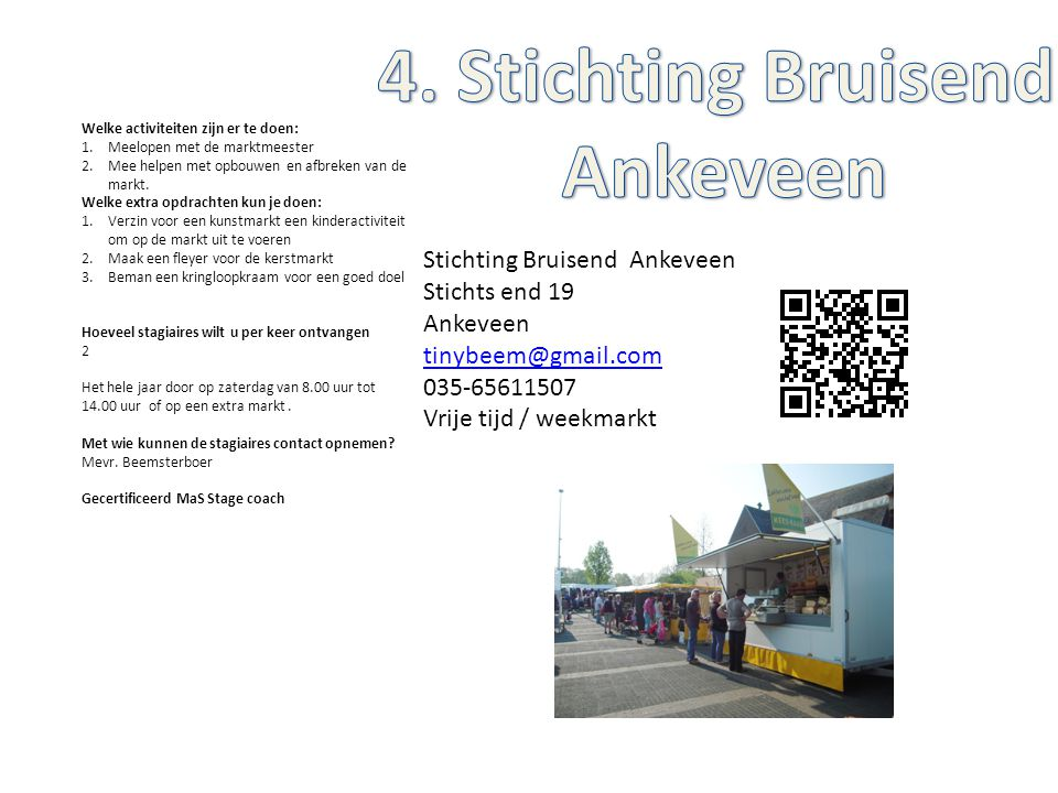 4. Stichting Bruisend Ankeveen
