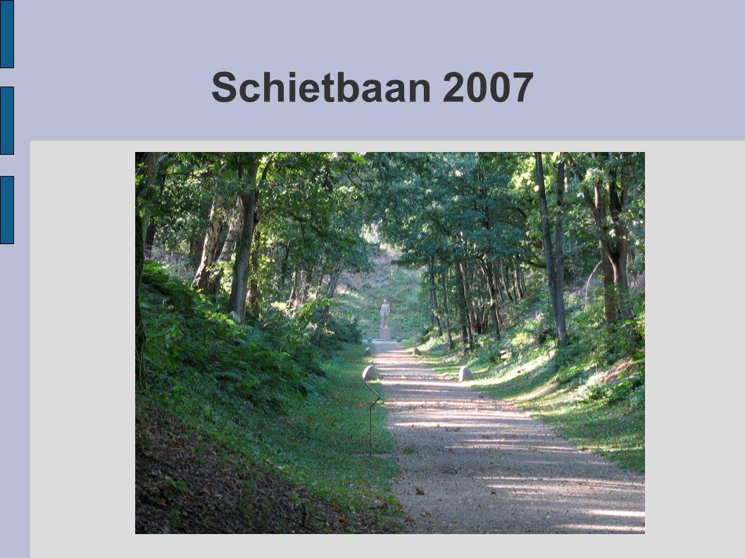 Schietbaan 2007
