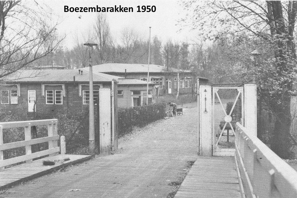 Boezembarakken 1950