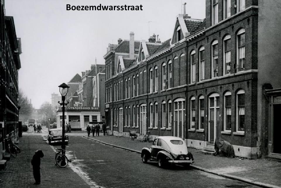 Boezemdwarsstraat Boezemdwarsstraat