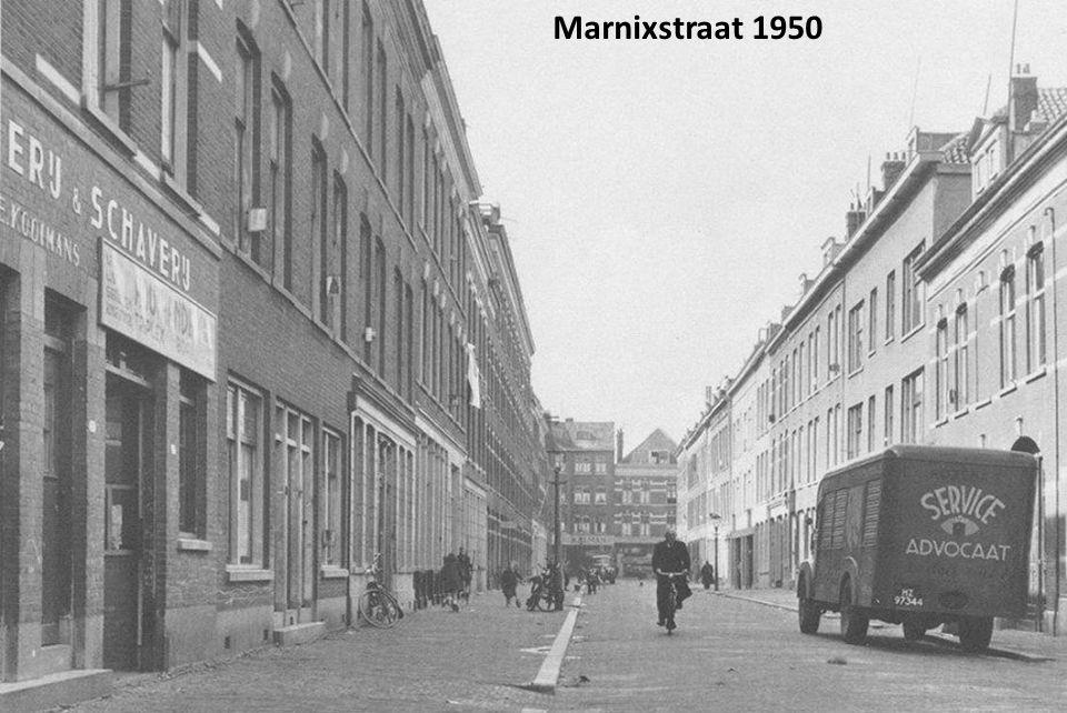 Marnixstraat 1950