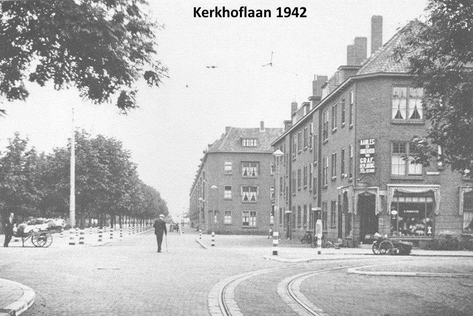 Kerkhoflaan 1942