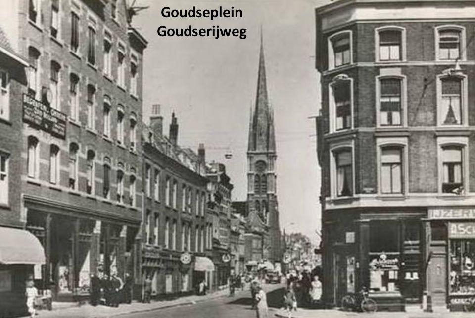 Goudseplein Goudserijweg