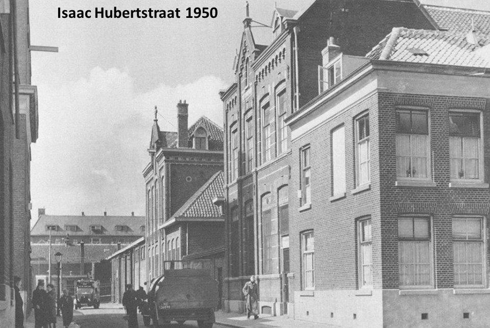 Isaac Hubertstraat 1950