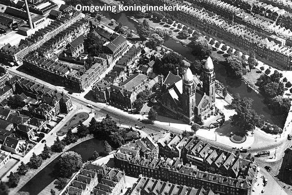 Omgeving Koninginnekerk