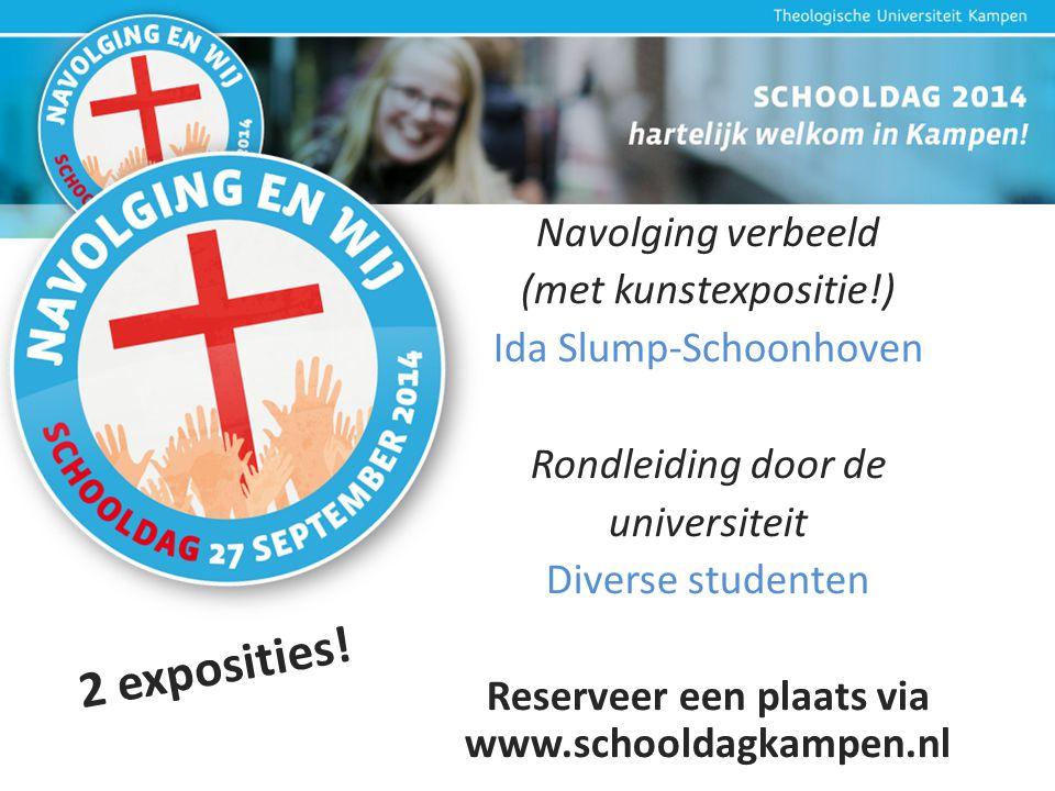 Reserveer een plaats via www.schooldagkampen.nl