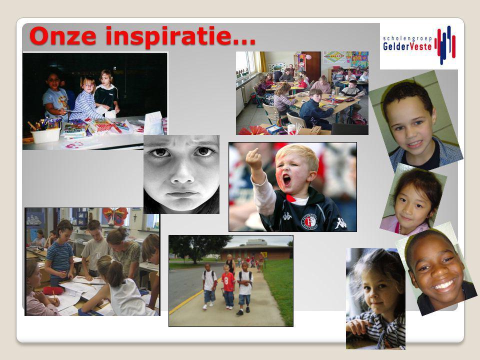 Onze inspiratie…