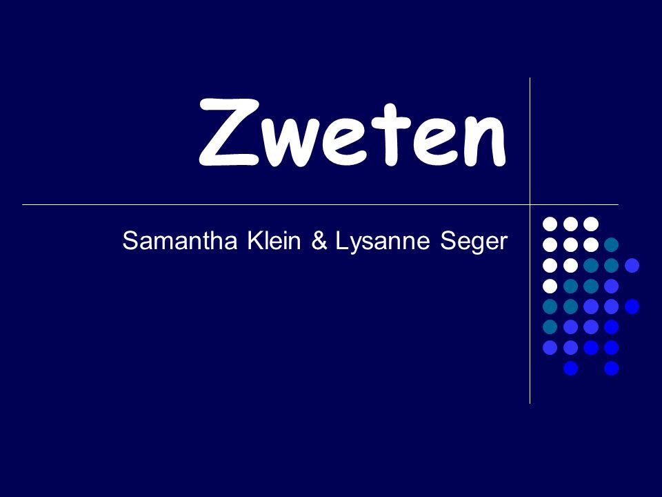 Samantha Klein & Lysanne Seger