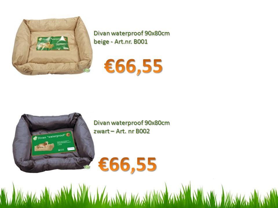 €66,55 €66,55 Divan waterproof 90x80cm beige - Art.nr. B001
