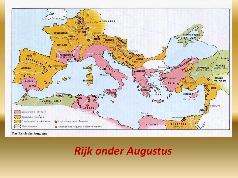 Rijk onder Augustus