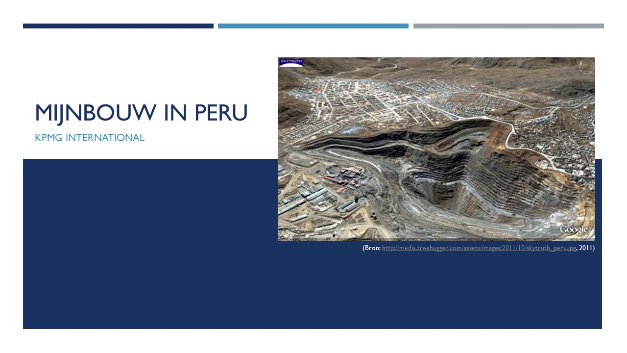 Mijnbouw in Peru KPMG International