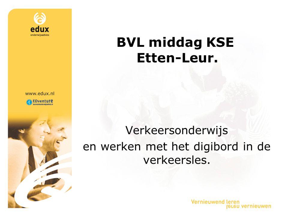 BVL middag KSE Etten-Leur.
