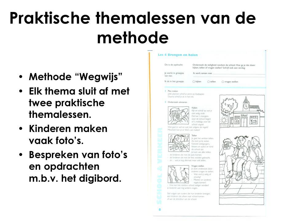 Praktische themalessen van de methode