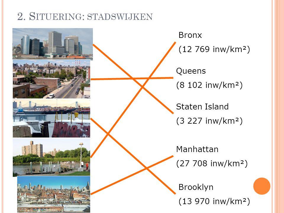 2. Situering: stadswijken