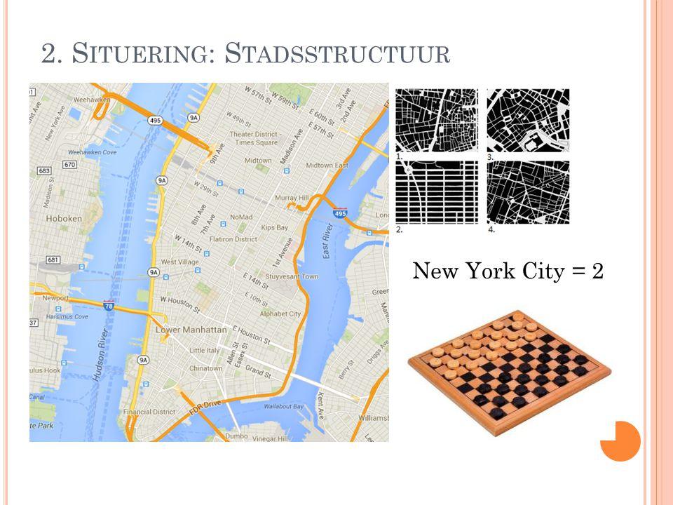 2. Situering: Stadsstructuur