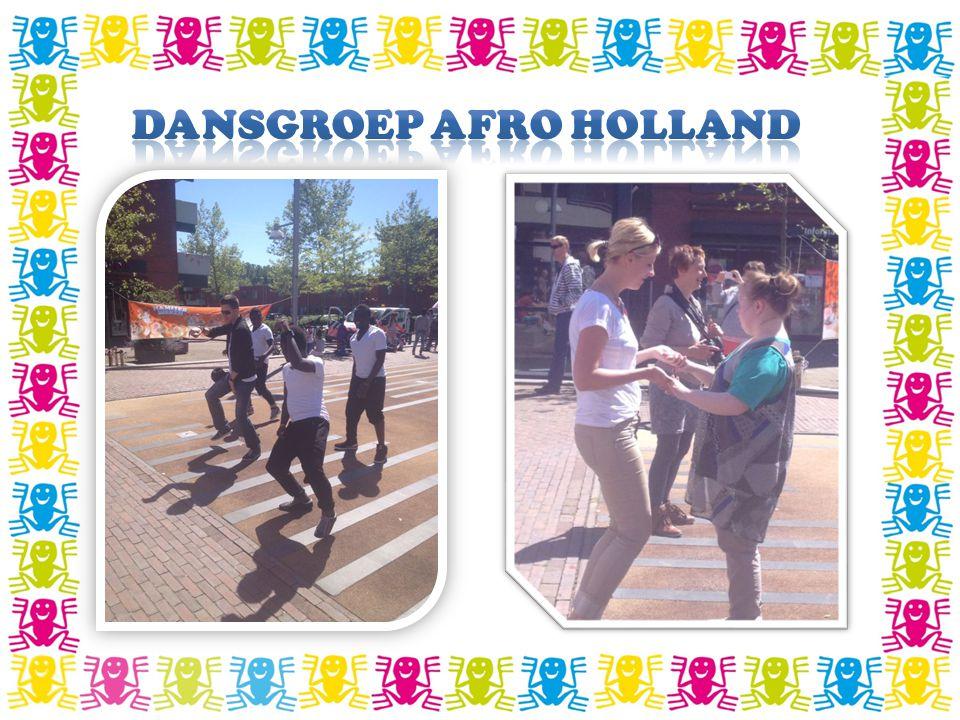 Dansgroep Afro Holland