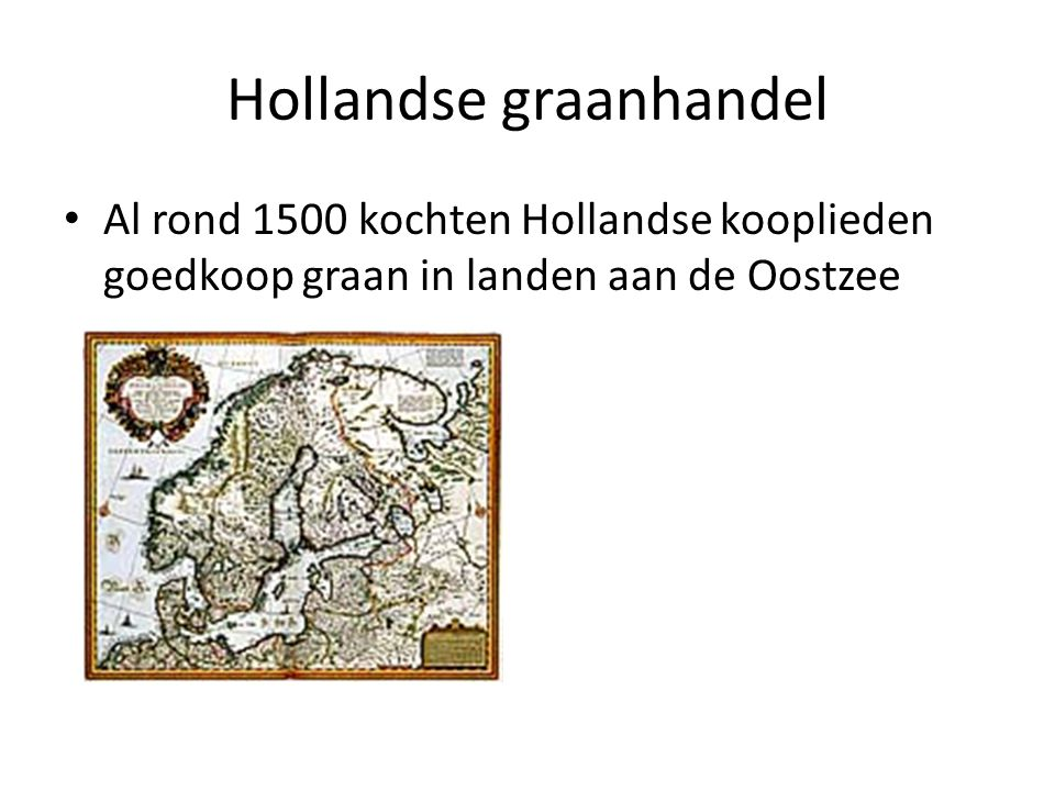 Hollandse graanhandel
