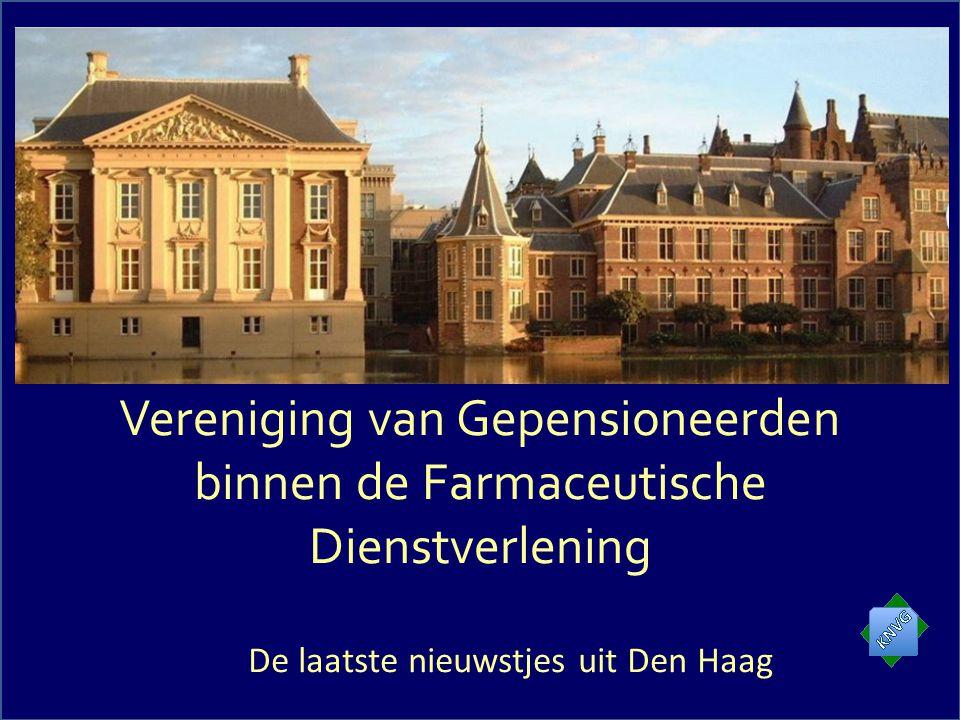 De laatste nieuwstjes uit Den Haag