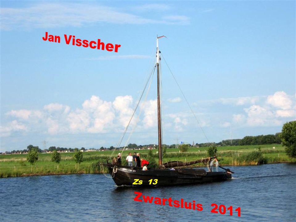Jan Visscher Zs 13 Zwartsluis 2011