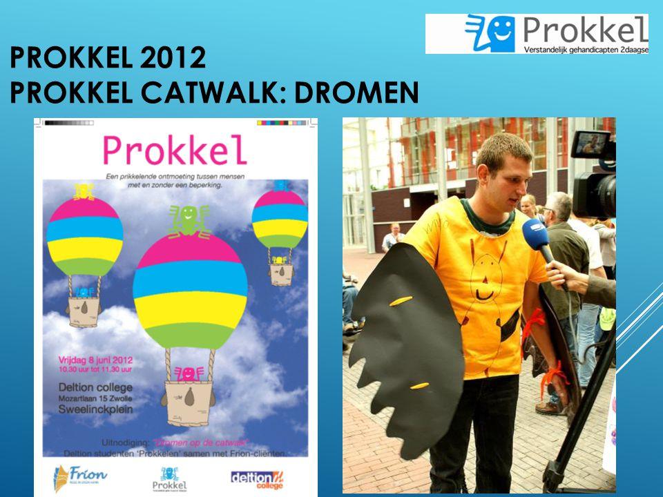 Prokkel 2012 Prokkel catwalk: Dromen