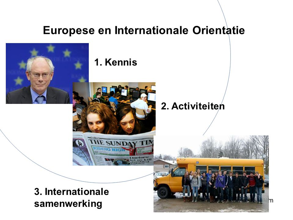 Europese en Internationale Orientatie