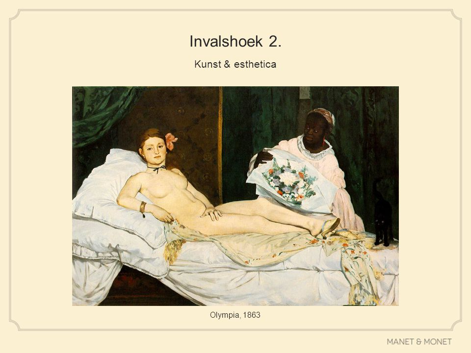 Invalshoek 2. Kunst & esthetica