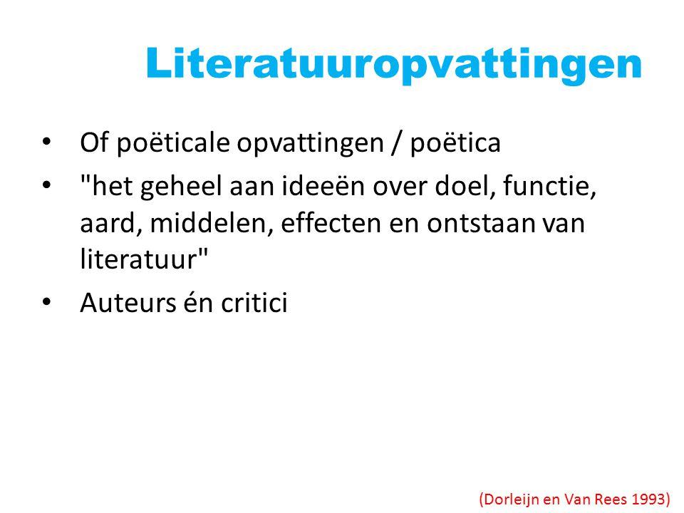 Literatuuropvattingen