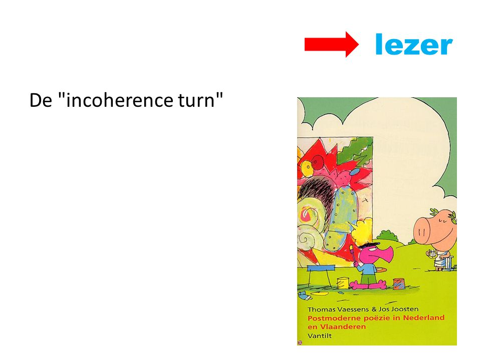 lezer De incoherence turn