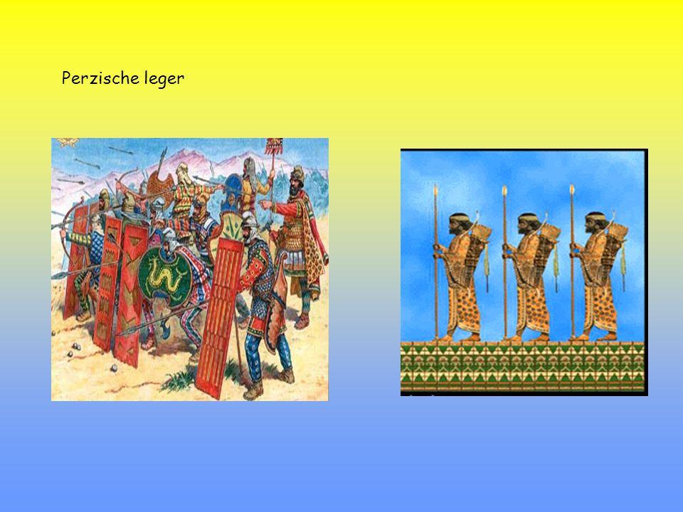 Perzische leger