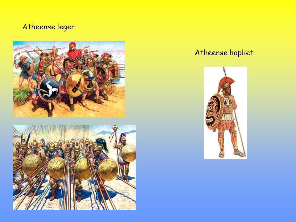 Atheense leger Atheense hopliet