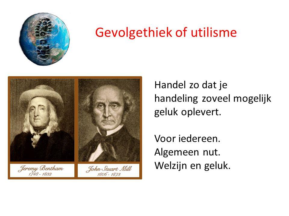 Gevolgethiek of utilisme