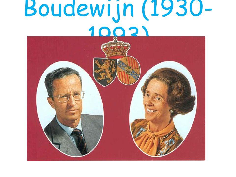 Boudewijn (1930-1993)