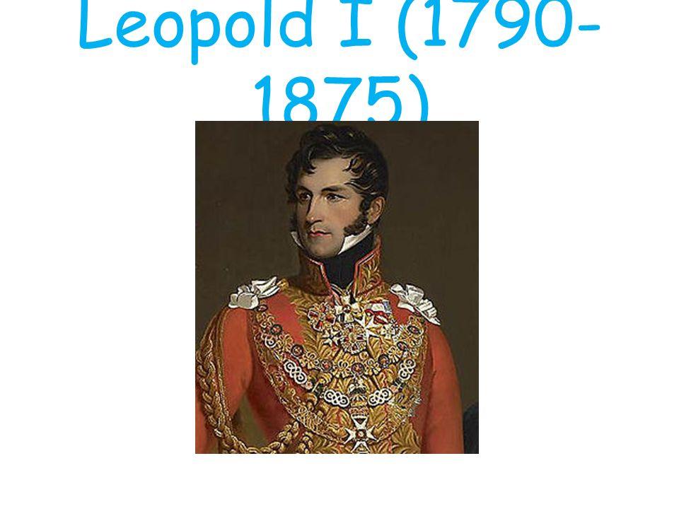 Leopold I (1790-1875)
