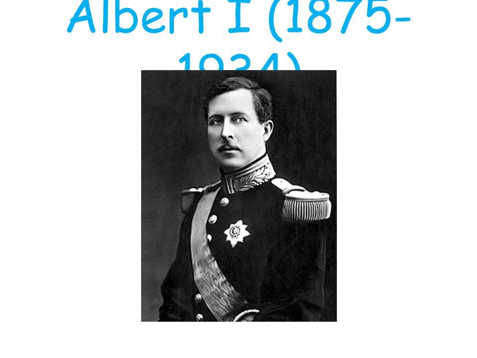 Albert I (1875-1934)