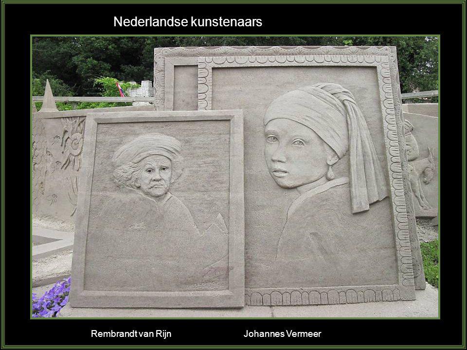 Nederlandse kunstenaars