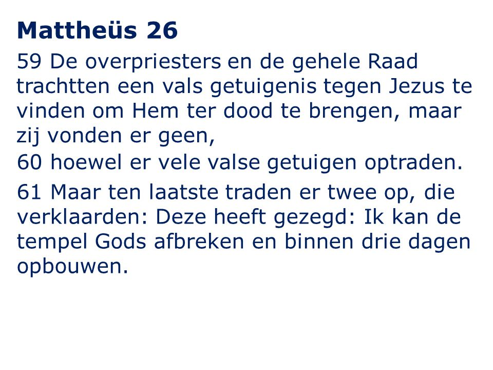 Mattheüs 26