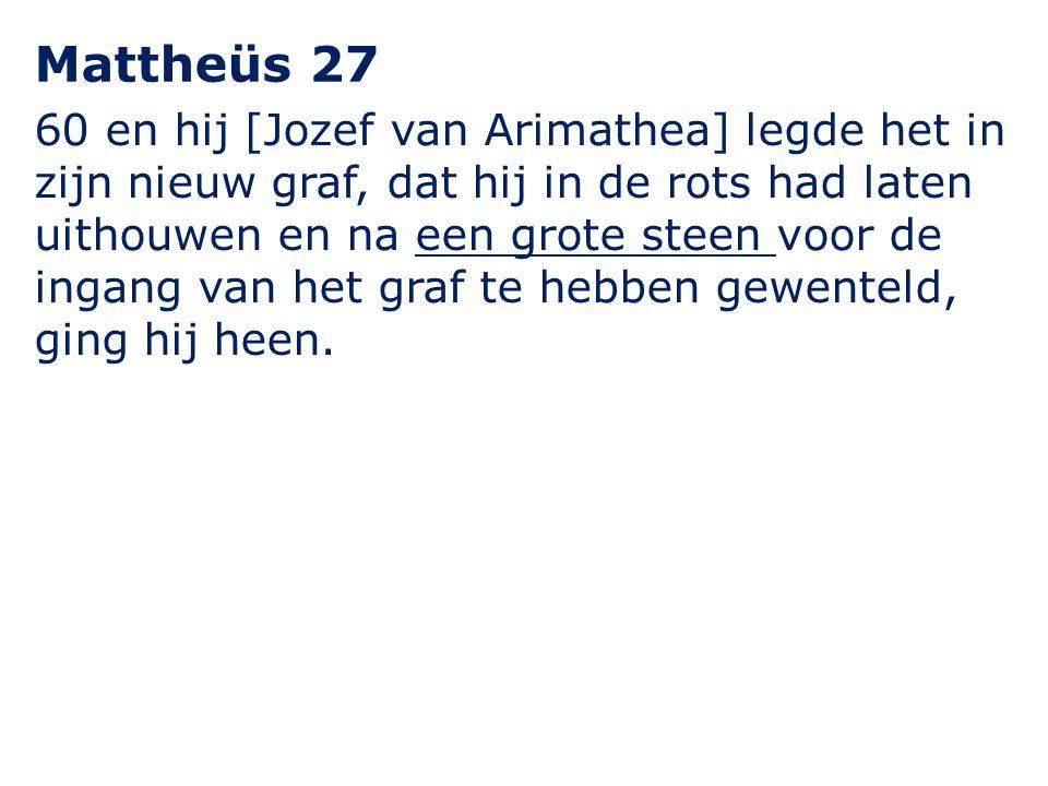 Mattheüs 27