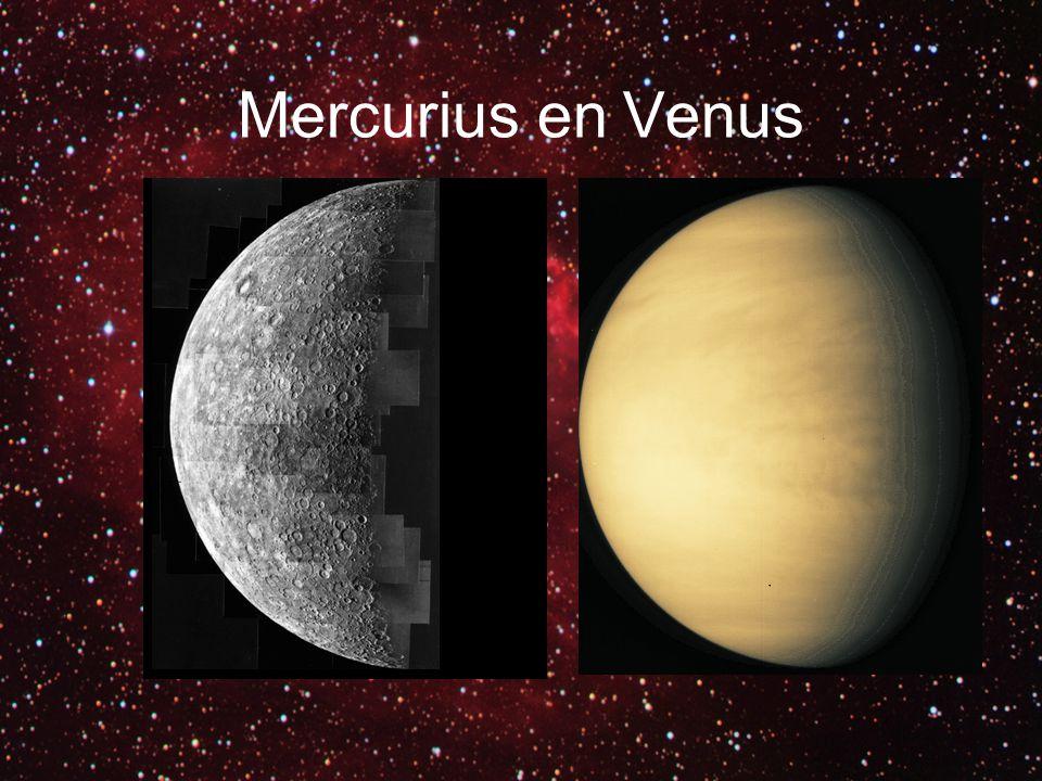 Mercurius en Venus