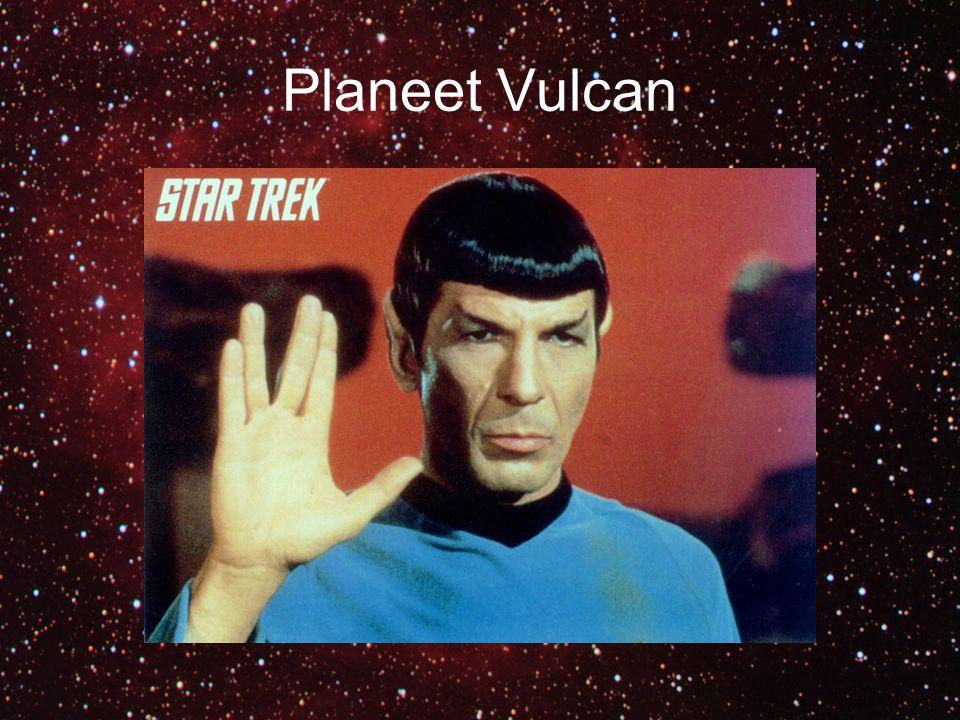 Planeet Vulcan