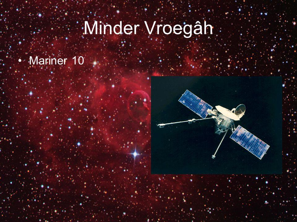 Minder Vroegâh Mariner 10