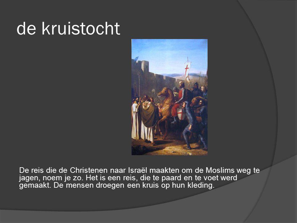 de kruistocht