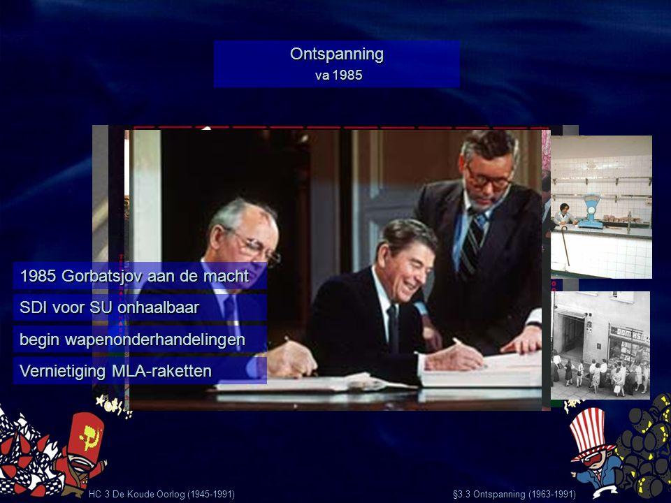 1985 Gorbatsjov aan de macht