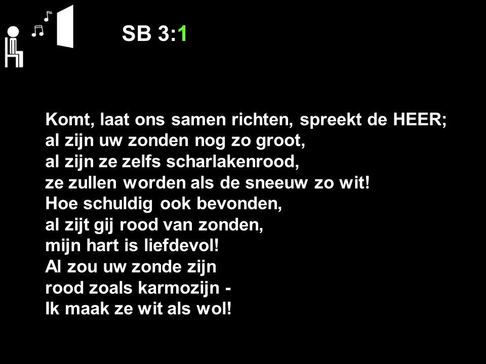 SB 3:1