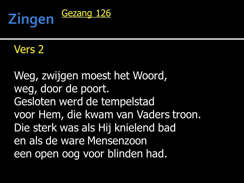 Zingen Gezang 126.