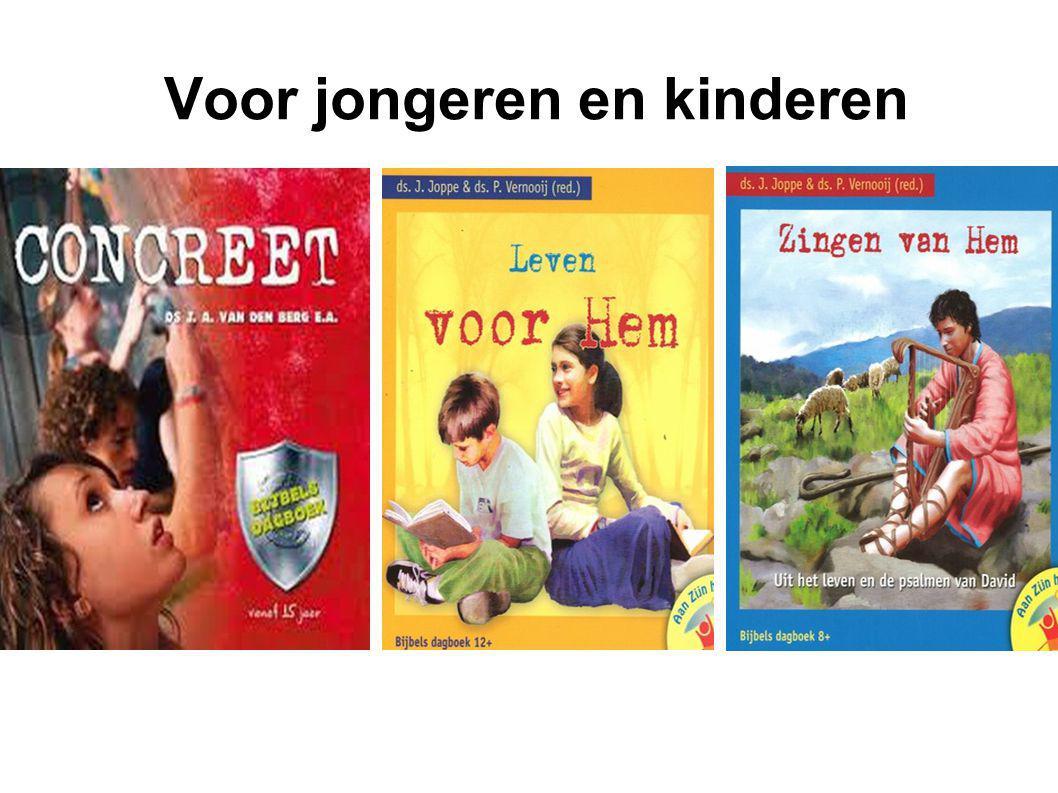 Voor jongeren en kinderen