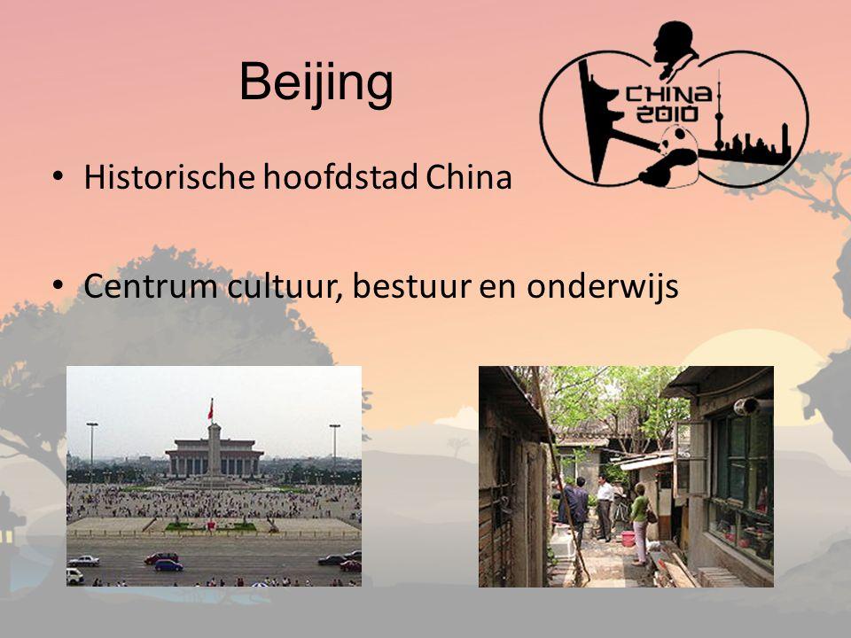 Beijing Historische hoofdstad China