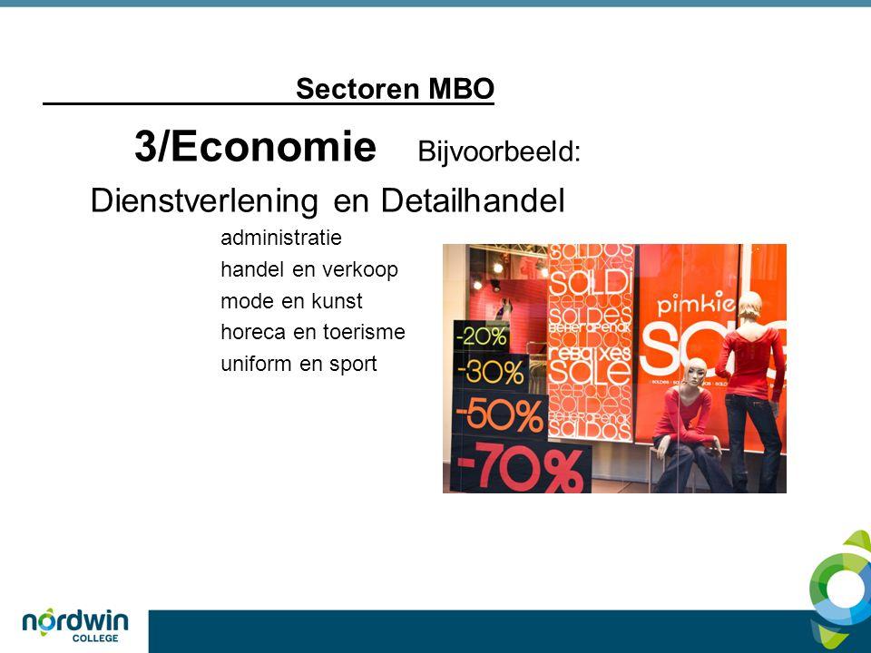 3/Economie Bijvoorbeeld: